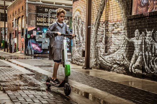 Some Tips for Using a Kid's Scooter, Let's See