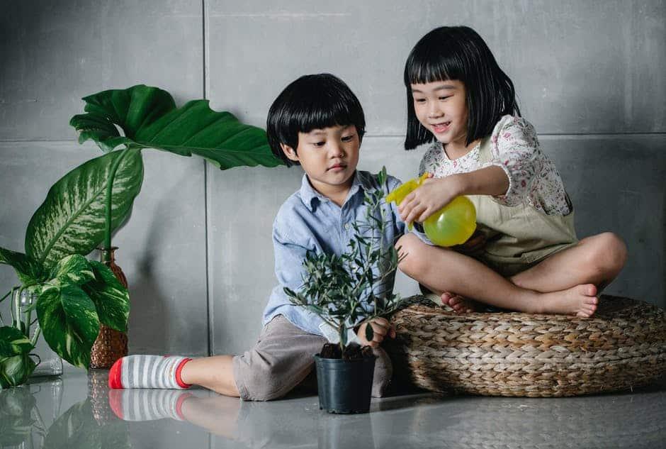 2 child play